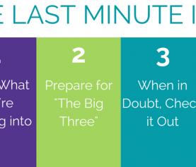 5 Common Sense Tactics When Dealing with a Short Notice Job Interview