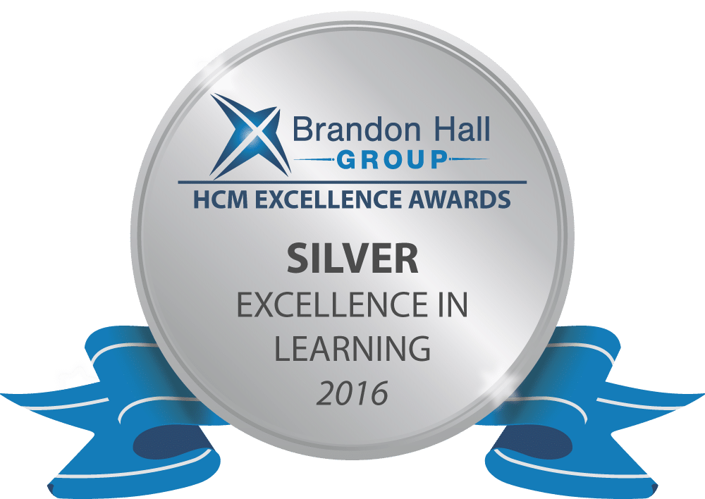 PINSIGHT 2016 Silver-Learning-Award image