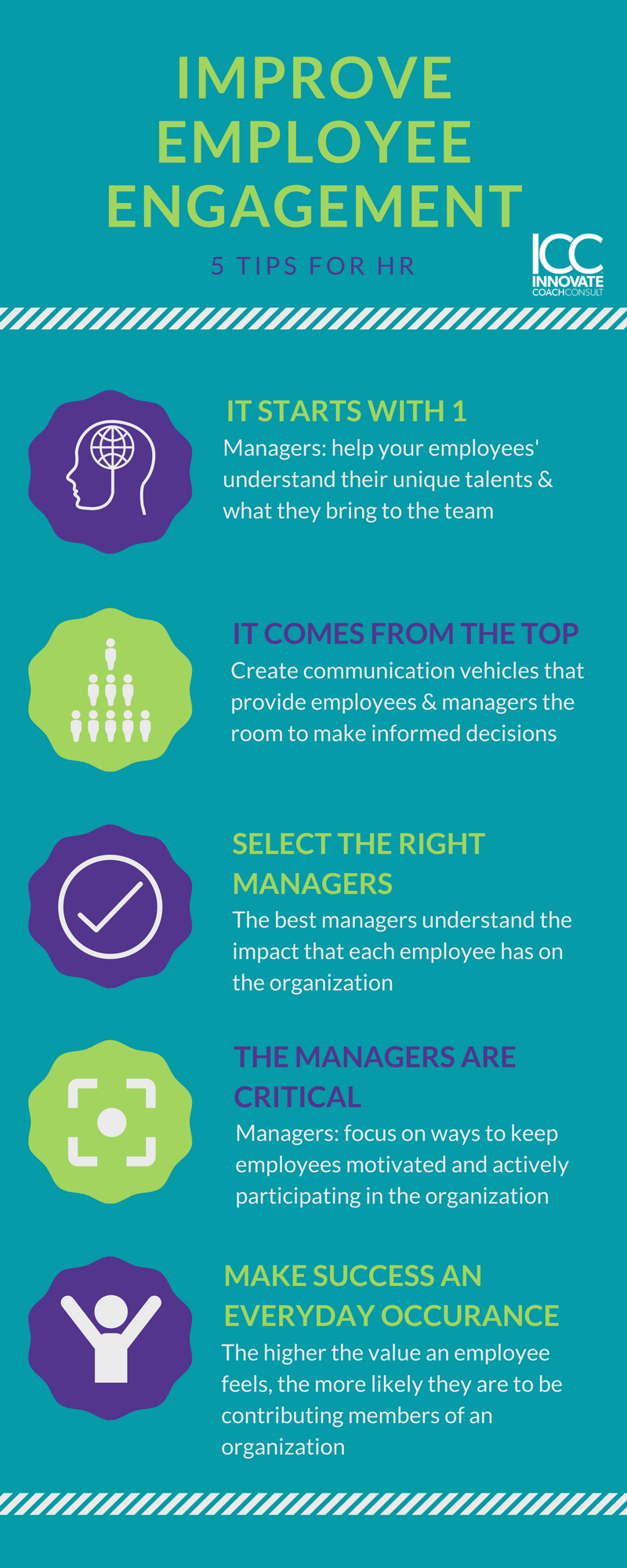 5 Ways HR Can Improve Employee Engagement
