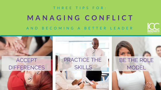 How Managing Conflict Can Make you a Better Leader