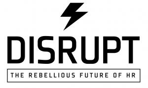 DisruptHR logo white