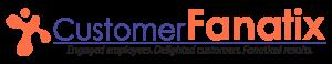 DisruptHR Sponsor Customer Fanatix Logo